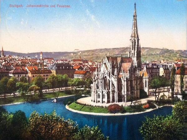 Wie Sie den Sammel-Wert von Postkarten aus Stuttgart beurteilen