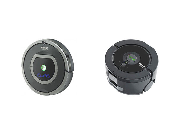 irobot roomba vs irobot scooba ebay. Black Bedroom Furniture Sets. Home Design Ideas