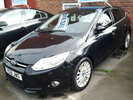 Ford Focus1.6 TDCi 115 Titanium X (HALF LEATHER)