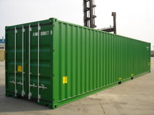 Sale and Rental of used Sea Containers 20'-40'