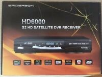 Spider Box HD6000