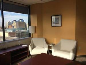 Executive Corner Window Office Overlooking London! London Ontario image 3
