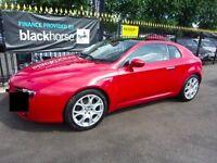 Alfa Romeo Brera 2.4 JTD 2007 Red