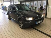 2004 BMW X3 3.0i Sport 5dr Auto 5 door Estate