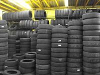 Free car tyres (not for road use)