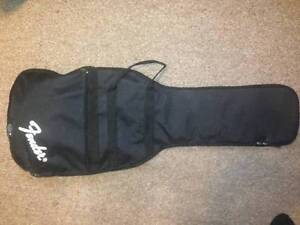 Fender Soft Black Fabric Guitar Case