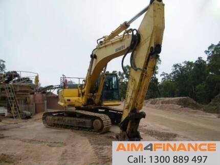 Komatsu PC350LC-6 2000 Komatsu 35tonne excavator Tracked-Excav