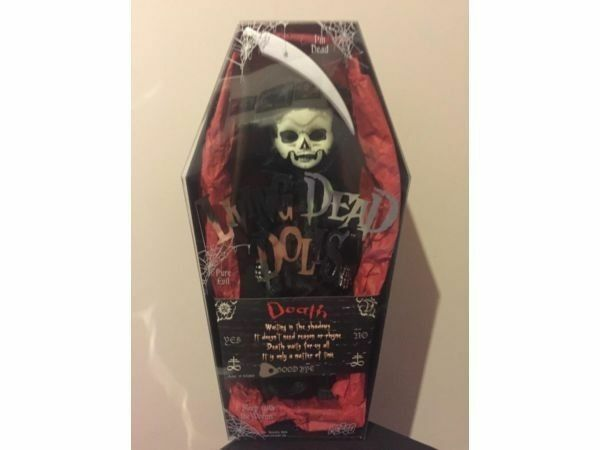 Living Dead Dolls Death Series 15 - Opened - Like New