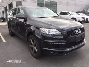 2014 Audi Q7 quattro 4dr 3.0T Sport Special Edition Package