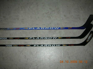 ** One Piece Hockey Sticks** Clearing Out Sale!