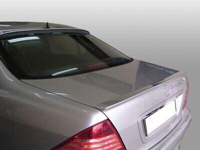 Heckspoiler Kofferraumspoiler Spoiler Lippe passend für Mercedes S-Klasse W220