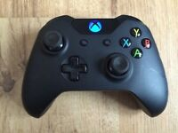 (BLUE LED GUIDE) XBOX ONE CONTROLLER PAD
