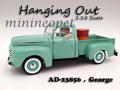 AMERICAN DIORAMA HANGING OUT SERIES FIGURE 1/18 AD-23856 GEORGE