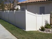 Red Deer Vinyl Fencing
