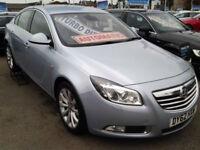 Vauxhall Insignia 2.0 CDTi Elite Nav [160] Auto (FULL LEATHER+SAT NAV)