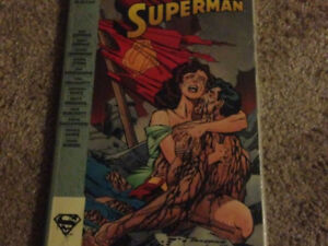 DC Comic New The Death of Superman