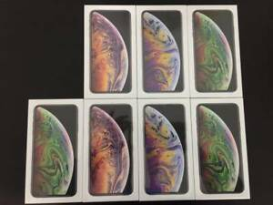 iPhone XS Max Gold & Silver - 256GB