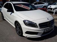 Mercedes-Benz A-Class A180 CDI BlueEFFICIENCY Sport (HALF LEATHER)-