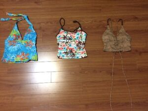 Women's swimwear- never worn or only once