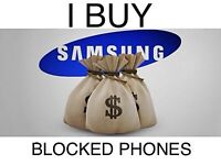I BUY : SAMSUNG S5 / S4 / S3 / BLOCKE-D NO SERVIC-E / NO SIGNA-L / PASSCODE / INSURANCE / ALL LONDON