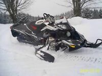 Parts Skidoo SUMMIT 800etec 2011 Mxz Renegade freeride