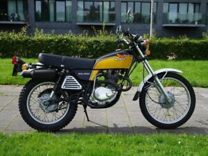 Wanted: 1977 Honda XL 250 Side covers