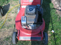 will pay for old lawn mowers