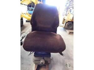 Secondhand Brown Spring Truck Seats Two Wells Mallala Area Preview