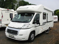 IMMACULATE MOTORHOME WITH LARGE GARAGE