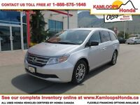 2013 Honda Odyssey EX-RES *Rear Entertainment System!*