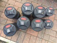 Bodymax Pro II dumbbells