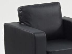Black 3-Piece Suites
