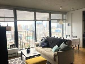 Looking for a roommate to share luxury apartment at Woodward's