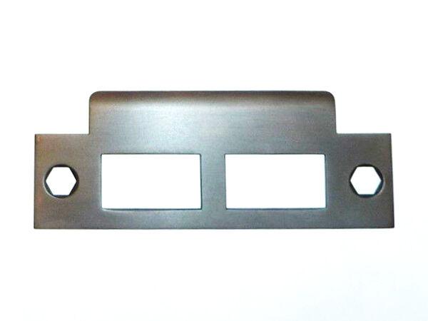 best door strike plates ebay. Black Bedroom Furniture Sets. Home Design Ideas