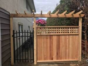 Fence panels at affordable prices $55