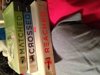 Matched book series