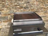 Lincat GS6 Machine Steel Plate Griddle