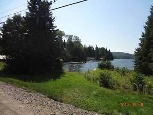 CORNER LOT IN STE-AGATHE NEAR LAC MANITOU – ONLY 25,000$  ******