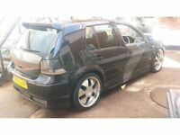 VW GOLF GTTDI 150 BHP