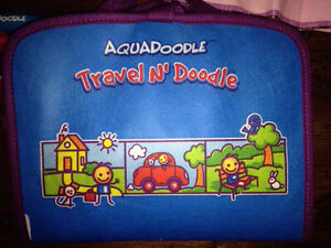 AQUADOODLE TRAVEL, FLOOR MAT, DISNEY & CARRY BAG LOT Kitchener / Waterloo Kitchener Area image 3