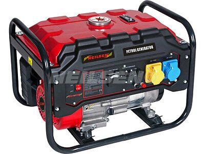 Neilsen 2.2kw four stroke petrol generator FREE next day delivery New CT4443