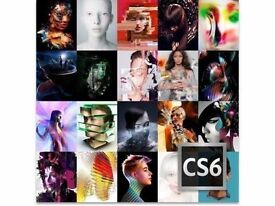 ADOBE MASTER COLLECTION CS6/CC - PHOTOSHOP, AFTER EFFECTS, PREMIERE PRO, ENCORE, ILLUSTRATOR,