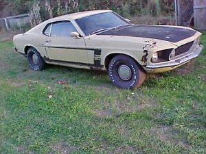 Looking for 1969-1970 Boss 302 & 429 projects