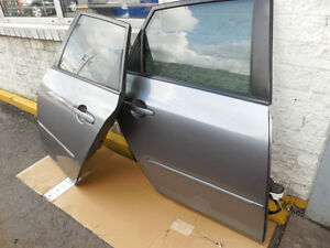 Mazda 3 GT 2004-2009 Rear Doors Assembly (hatchback)