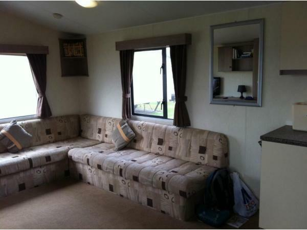 Creative STATIC CARAVAN FOR SALE SITED ON PENYWERN HOLIDAY HOME PARK Near