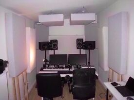 Affordable 24/7 Access Sound Proofed Music Studio & Office/Storage Space + SuperFast High-Speed Wifi