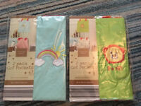 2 packs of cot pockets brand new