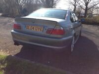 2004 BMW 320 Cd MSport