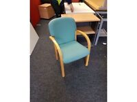 Operators / Office Wooden Frame Chairs