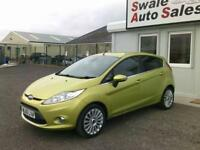 2010 FORD FIESTA TITANIUM 1.4L ONLY 24,204 MILES, FULL SERVICE HISTORY